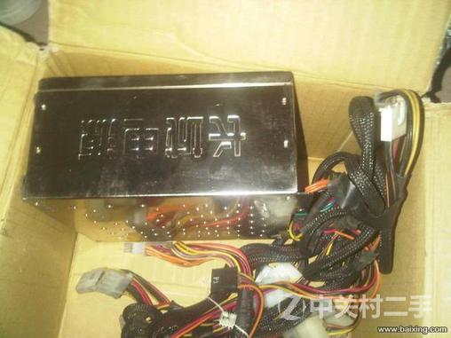 长城巨龙双动力btx-500sp服务器电源,不包新,无病无修