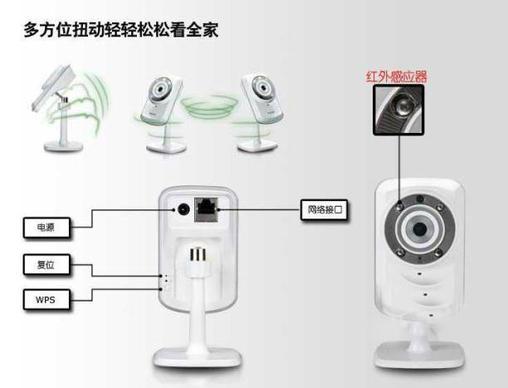 k网络监控摄像头