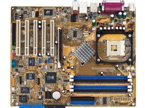 电脑机箱15元,256MBddr400一代内存2条共计20元,主板华硕p4s800d-x价格20。 主芯片组:SiS 655FX CPU插槽:Socket 478 CPU类型:赛扬4/奔腾4 内存类型:DDR 集成芯片:声卡/网卡 显示芯片:无 主板板型:ATX板型 USB接口:8 PCI插槽:5 PCI 主板总线:800 显卡插槽:一个AGP插槽,支持8X 网卡芯片:内置10-100M网卡 音频芯片:ADI1980-6CH 芯片厂商:SiS CPU平台:Intel 内存描述:双通道 4 DDR DIMM