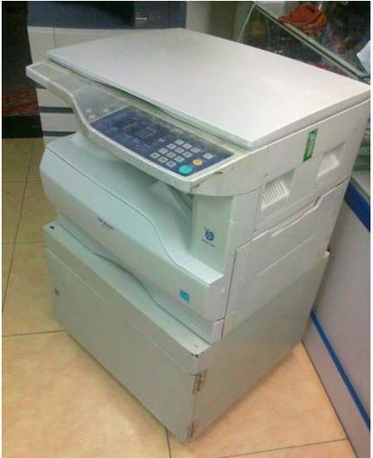 出售9成新 夏普2718复印机 ,可打印A3尺寸 复印